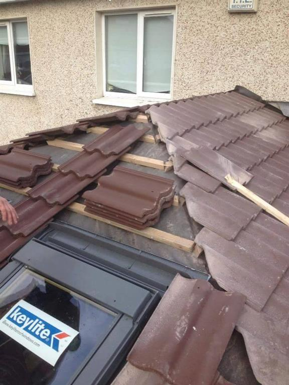 Roofing Contractors Blackrock