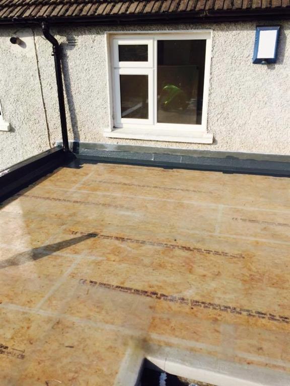 Felt Roofing Dublin Felt Roof Repairs Flat Roofs