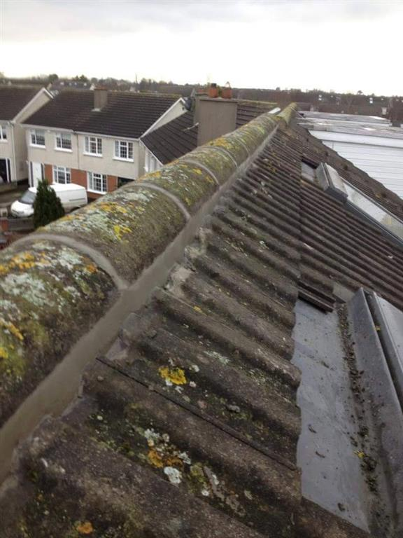 Ridge Tile Repairs Roof Ridge Repairs Dublin Free
